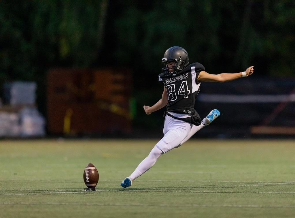 Joshua Villarino Kicking